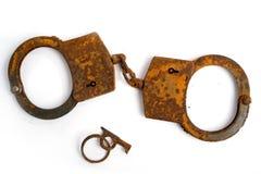 Handcuffs Stock Photos