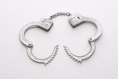 Handcuffs Stock Image