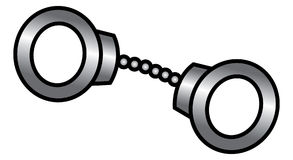 Handcuffs Royalty Free Stock Image