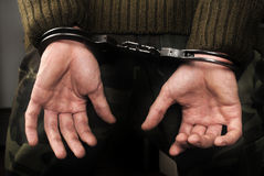Handcuffs Royalty Free Stock Images