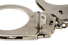 Handcuffs 3 royalty-vrije stock afbeeldingen