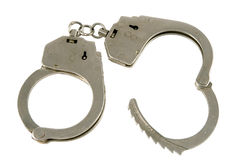 Handcuffs 4 Stock Images