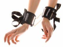 Handcuffs Royalty-vrije Stock Fotografie