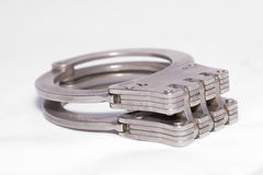Handcuffs. Royalty Free Stock Photo