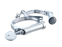 Handcuffs Stock Images