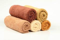 Handdoek Royalty-vrije Stock Foto