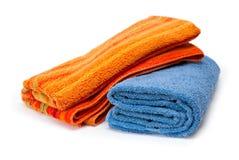 Handdoek royalty-vrije stock foto's