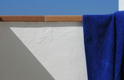 Handdoek Stock Afbeelding