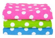 Handdoek Stock Foto's