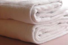 Handdoek I royalty-vrije stock foto