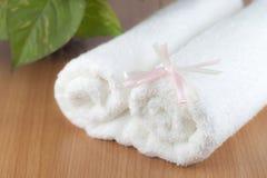 Handdoekbroodje Royalty-vrije Stock Afbeeldingen