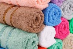 handdoeken stock foto's