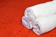 Handdoeken Stock Afbeelding