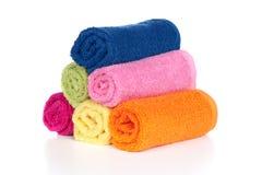 Handdoeken Royalty-vrije Stock Foto