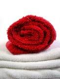 Handdoeken Royalty-vrije Stock Afbeeldingen