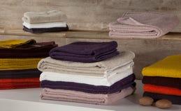 Handdoeken Royalty-vrije Stock Fotografie