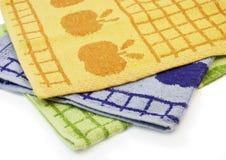 Handdoeken Royalty-vrije Stock Foto's