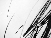 Handdrawing abstract Stock Photography