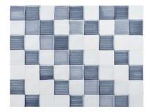 Handdrawn плитка мозаики Стоковая Фотография