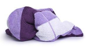 handduk handduk Royaltyfri Fotografi