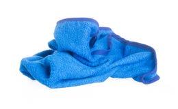 Handduk. Kökshandduk på en bakgrund Royaltyfri Bild