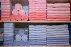 handdukar Fotografering för Bildbyråer