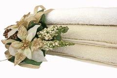 handdukar royaltyfri foto