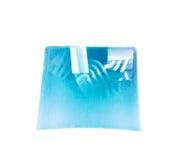 Hande做了被隔绝的肥皂 免版税库存图片