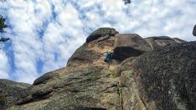 Handel för klättringar för Ð-¡ smidig Arkivbild