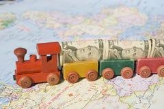 handel międzynarodowy Zdjęcie Stock