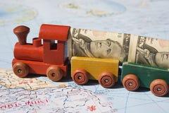 Handel mit Nordamerika Lizenzfreies Stockfoto