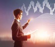 Handelconcept Royalty-vrije Stock Afbeelding