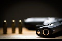 handeldvapen fotografering för bildbyråer