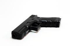 handeldvapen för 17 glock Arkivfoto