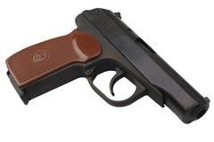 Handeldvapen för sovjet 9mm arkivfoton