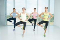 Handeln von Übungen Stockbilder
