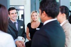 Handelsconferentie Royalty-vrije Stock Fotografie