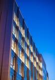 Handelsgebäude Stockfoto