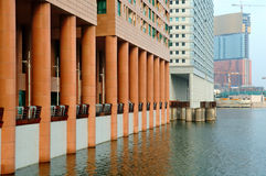 Handelsgebäude Lizenzfreies Stockbild