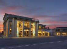Handelsgebäude Stockfotografie