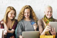 Handelskoopwaar Winkelen het Van de consument Concept royalty-vrije stock foto