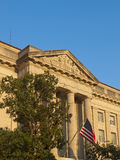 Handelsministerium Gebäude Lizenzfreies Stockbild