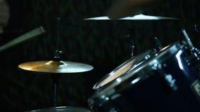 Handelsresande Drumming On Drums lager videofilmer