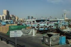 Handelsschiffe Stockbilder