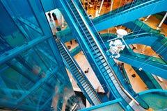 Handelszentrum-Einkaufszentrum Lizenzfreie Stockbilder