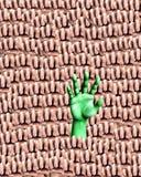 Handen omhoog 7 Stock Fotografie