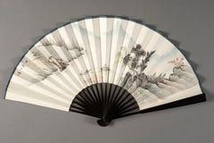 Handfan av den kinesiska teatern Arkivfoton