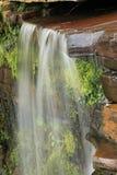 Handfat för Giluk vattenfallmaliu arkivfoto
