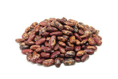 A handful of grains of red beans Stock Photography