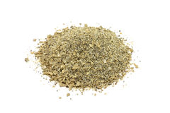 A handful of lemon pepper Royalty Free Stock Photos